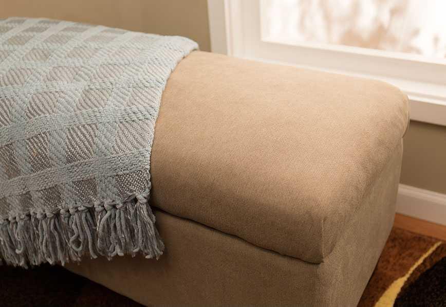 resultados de la limpieza de muebles y sofa de soil shield